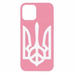 Чехол для iPhone 12/12 Pro Ukraine Peace