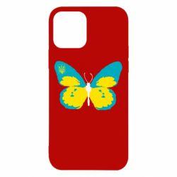 Чехол для iPhone 12/12 Pro Український метелик