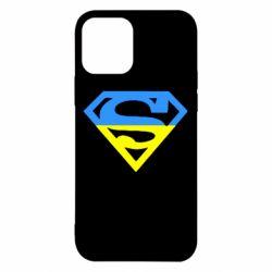 Чохол для iPhone 12/12 Pro Український Superman