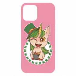 Чехол для iPhone 12/12 Pro Unicorn patrick day