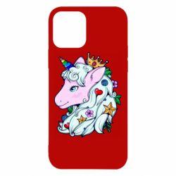 Чохол для iPhone 12 Unicorn Princess
