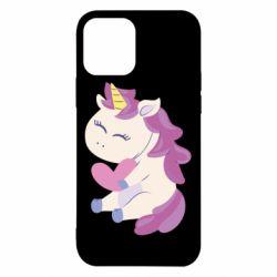 Чехол для iPhone 12/12 Pro Unicorn with love