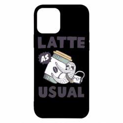 Чохол для iPhone 12/12 Pro Usual milk