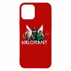 Чохол для iPhone 12 Valorant characters