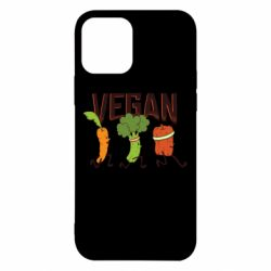 Чохол для iPhone 12/12 Pro Веган овочі