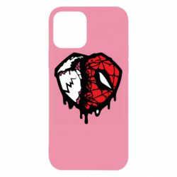 Чехол для iPhone 12/12 Pro Venom and spiderman