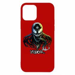 Чехол для iPhone 12/12 Pro Venom Bust Art