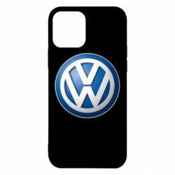 Чохол для iPhone 12/12 Pro Volkswagen 3D Logo