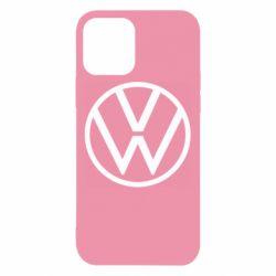 Чехол для iPhone 12/12 Pro Volkswagen new logo