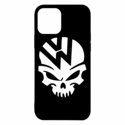 Чехол для iPhone 12/12 Pro Volkswagen Skull