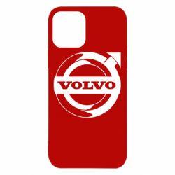 Чохол для iPhone 12/12 Pro Volvo logo
