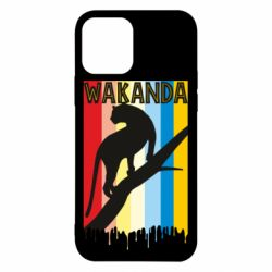 Чохол для iPhone 12/12 Pro Wakanda black panther