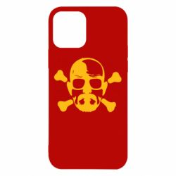 Чохол для iPhone 12/12 Pro walter white і кістки