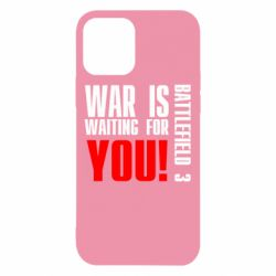 Чехол для iPhone 12/12 Pro War is waiting for you!