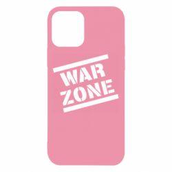 Чохол для iPhone 12 War Zone