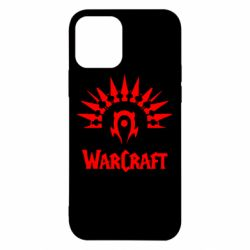 Чехол для iPhone 12/12 Pro WarCraft Logo