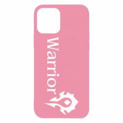 Чохол для iPhone 12/12 Pro Warrior
