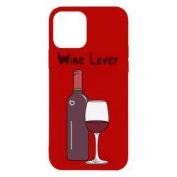 Чохол для iPhone 12/12 Pro Wine lover