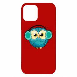 Чехол для iPhone 12/12 Pro Winter owl