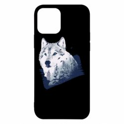 Чехол для iPhone 12/12 Pro Wolf and forest