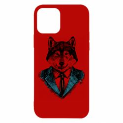 Чехол для iPhone 12/12 Pro Wolf in costume