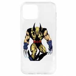 Чохол для iPhone 12/12 Pro Wolverine comics