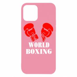 Чехол для iPhone 12/12 Pro World Boxing