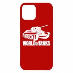 Чохол для iPhone 12/12 Pro World Of Tanks Game
