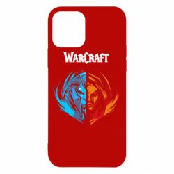 Чехол для iPhone 12/12 Pro World of warcraft battle for azeroth