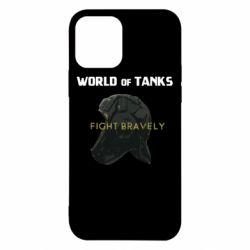 Чехол для iPhone 12/12 Pro WoT Fight bravely