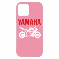 Чехол для iPhone 12/12 Pro Yamaha Bike