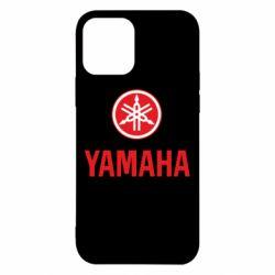 Чехол для iPhone 12/12 Pro Yamaha Logo(R+W)