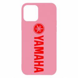 Чохол для iPhone 12/12 Pro Yamaha Logo