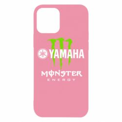 Чехол для iPhone 12/12 Pro Yamaha Monster Energy