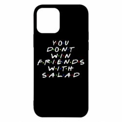 Чохол для iPhone 12/12 Pro You don't friends with salad