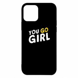 Чехол для iPhone 12/12 Pro You go girl
