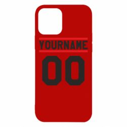 Чохол для iPhone 12/12 Pro Yourname USA