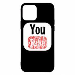 Чохол для iPhone 12/12 Pro YouTube