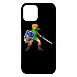 Чехол для iPhone 12/12 Pro Zelda