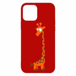 Чохол для iPhone 12/12 Pro Жираф