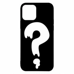 Чехол для iPhone 12/12 Pro Знак Вопроса