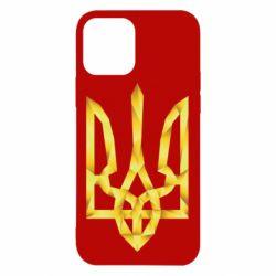 Чехол для iPhone 12/12 Pro Золотий герб