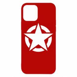 Чохол для iPhone 12/12 Pro Зірка Капітана Америки