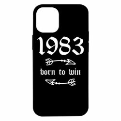 Чохол для iPhone 12 mini 1983 Born to win