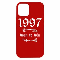Чохол для iPhone 12 mini 1997 Born to win