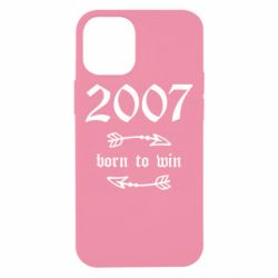 Чехол для iPhone 12 mini 2007 Born to win