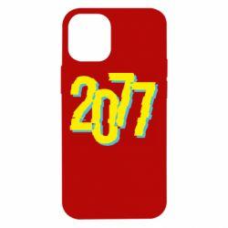 Чохол для iPhone 12 mini 2077 Cyberpunk