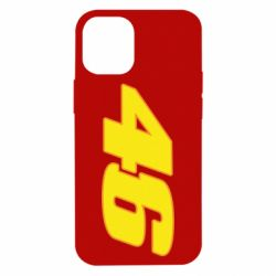 Чохол для iPhone 12 mini 46 Valentino Rossi