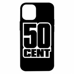 Чехол для iPhone 12 mini 50 CENT
