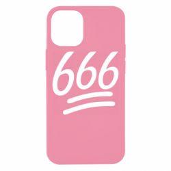 Чехол для iPhone 12 mini 666